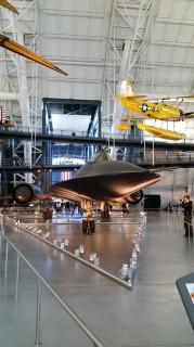 SR-71 Blackbird, Udvar-Haazy Center. Chantilly,VA (AKA the love of my life...)