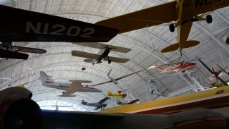 Assorted Planes, Udvar-Haazy Center. Chantilly,VA