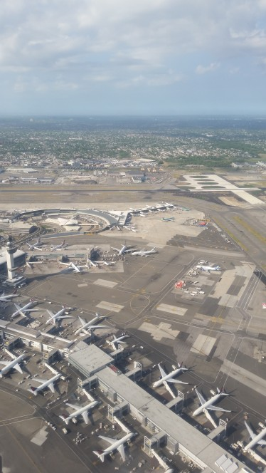 Misc Air Shot, JFK