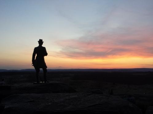 Gettysburg, 2014